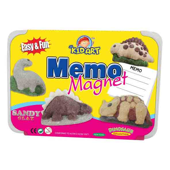 Memo Magnet - Dinosaur Collection