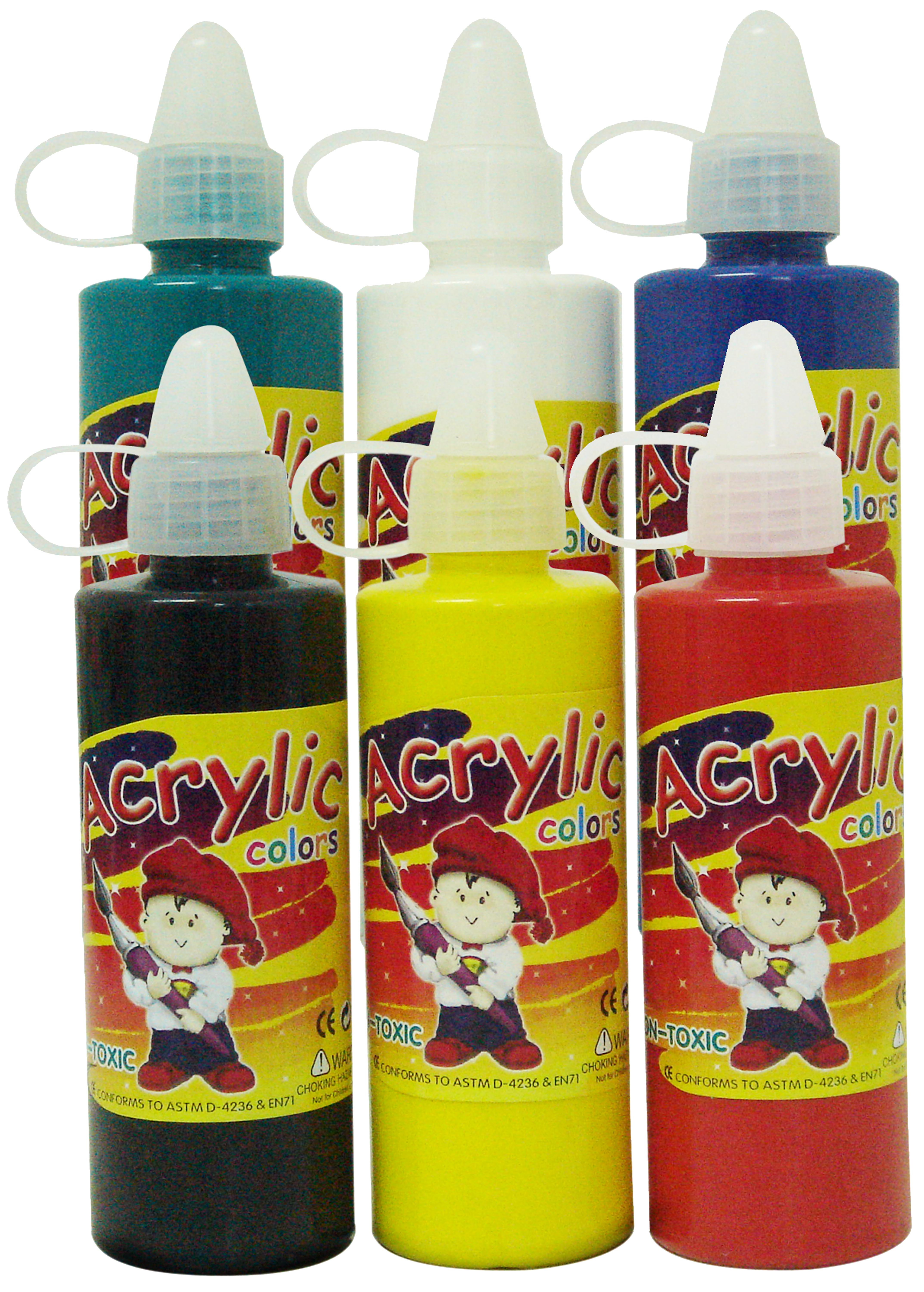 Acrylic Paint Solid Color 120ml